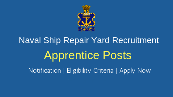 Naval Ship Repair Yard Jobs