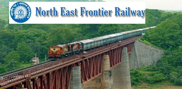 North East Frontier Railway Jobs