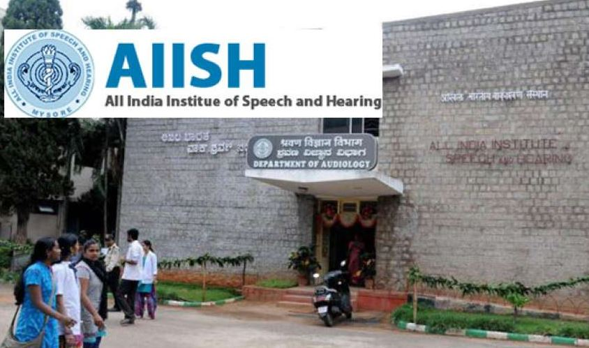 AIISH, Mysore Jobs