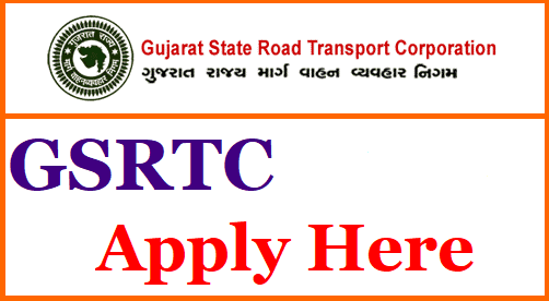 GSRTC Jobs 2019