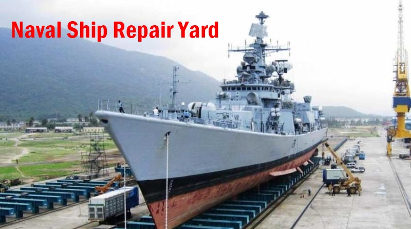 Naval Ship Repair Yard Kochi