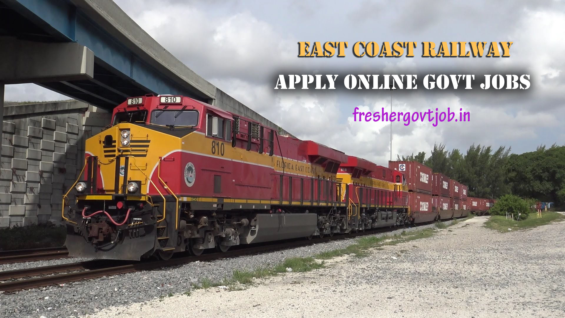 East Coast Railway Sarkari Job