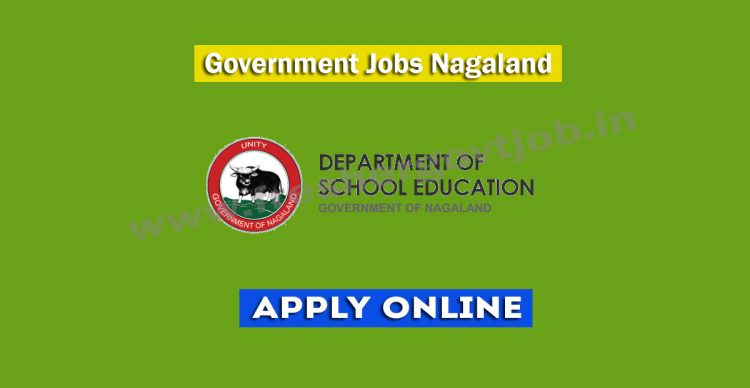 Government Jobs in Nagaland