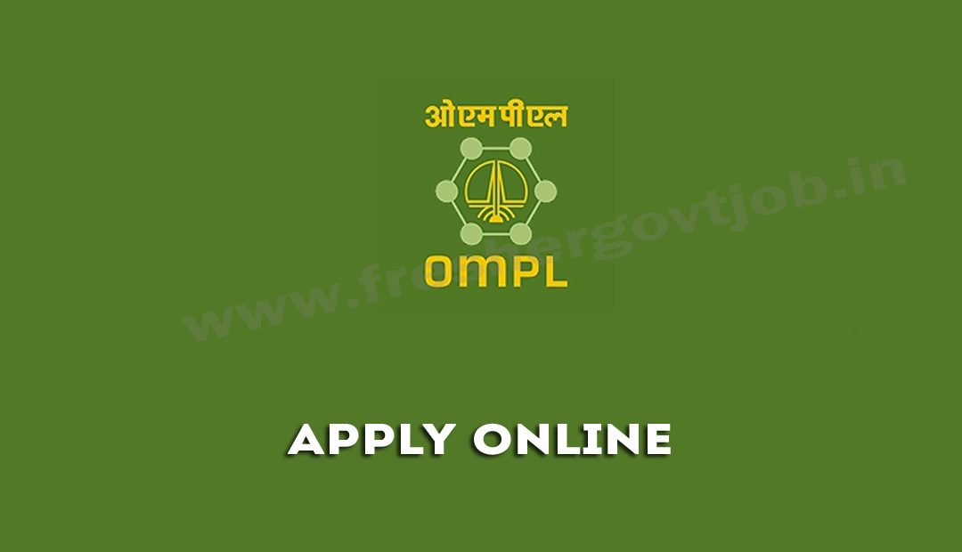 OMPL Recruitment