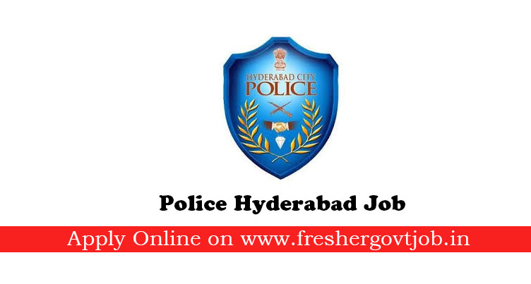 Police Job in Hyderabad