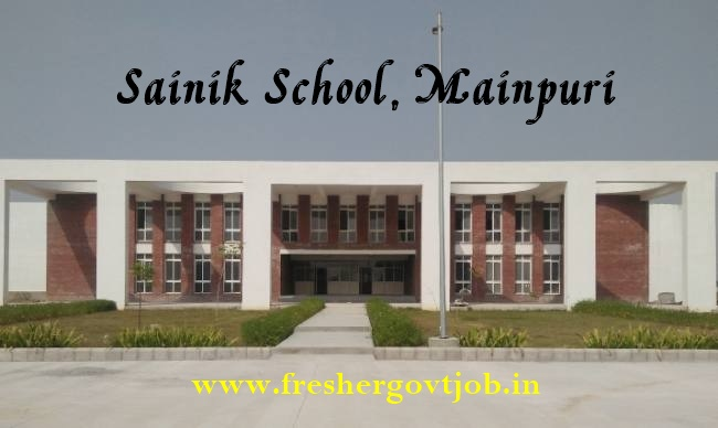 Sainik School, Mainpuri