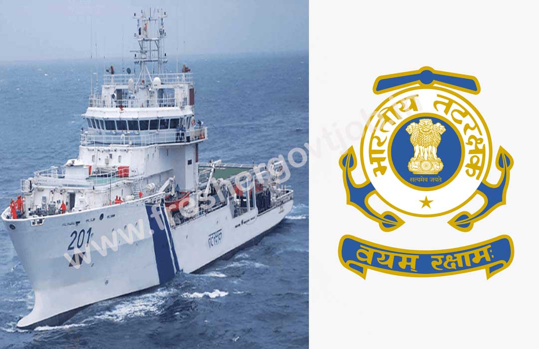 Indian Coast Guard Jobs