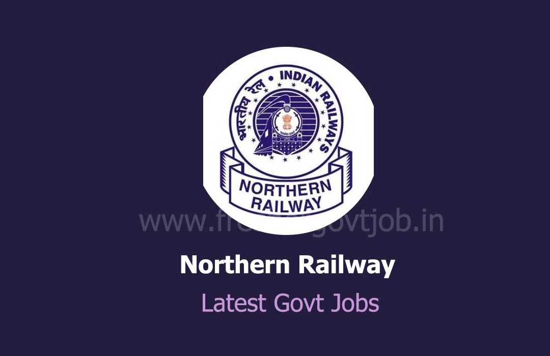 Northern Railway Jobs