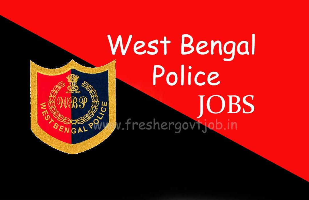 West Bengal Police Jobs