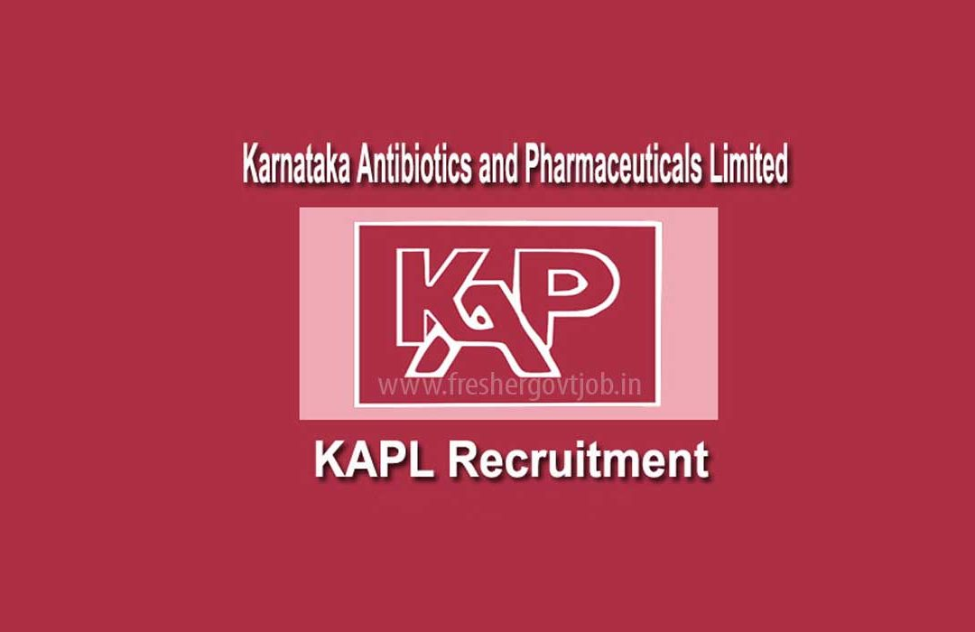 KAPL Recruitment