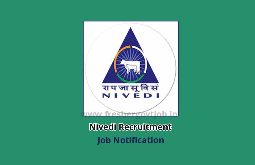Nivedi Recruitment