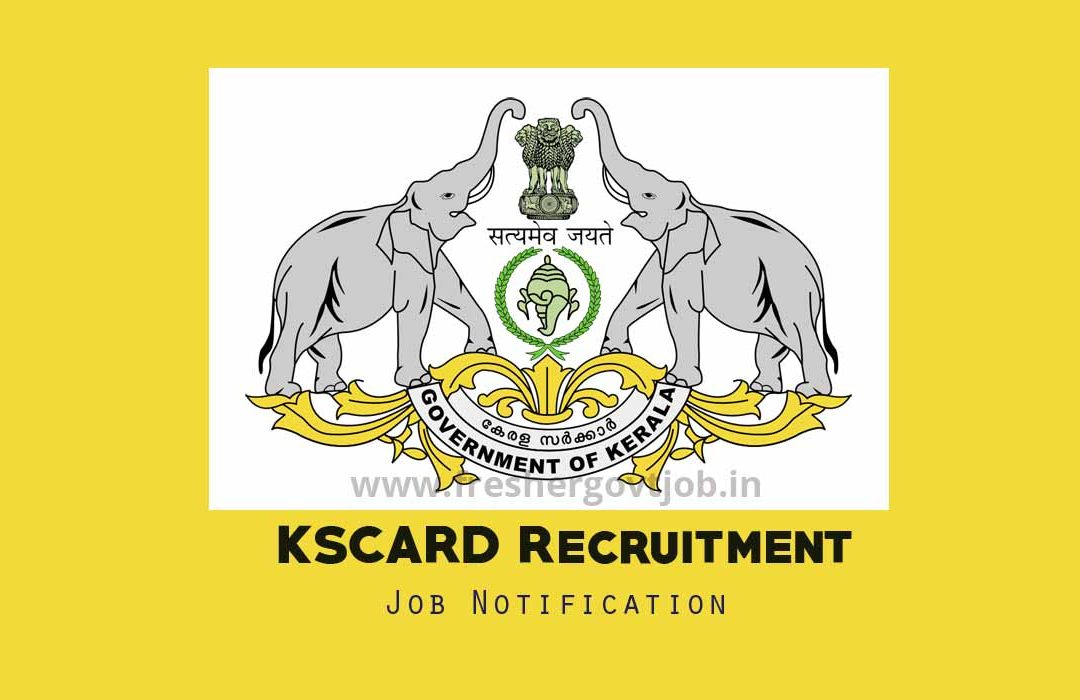 KSCARD Recruitment