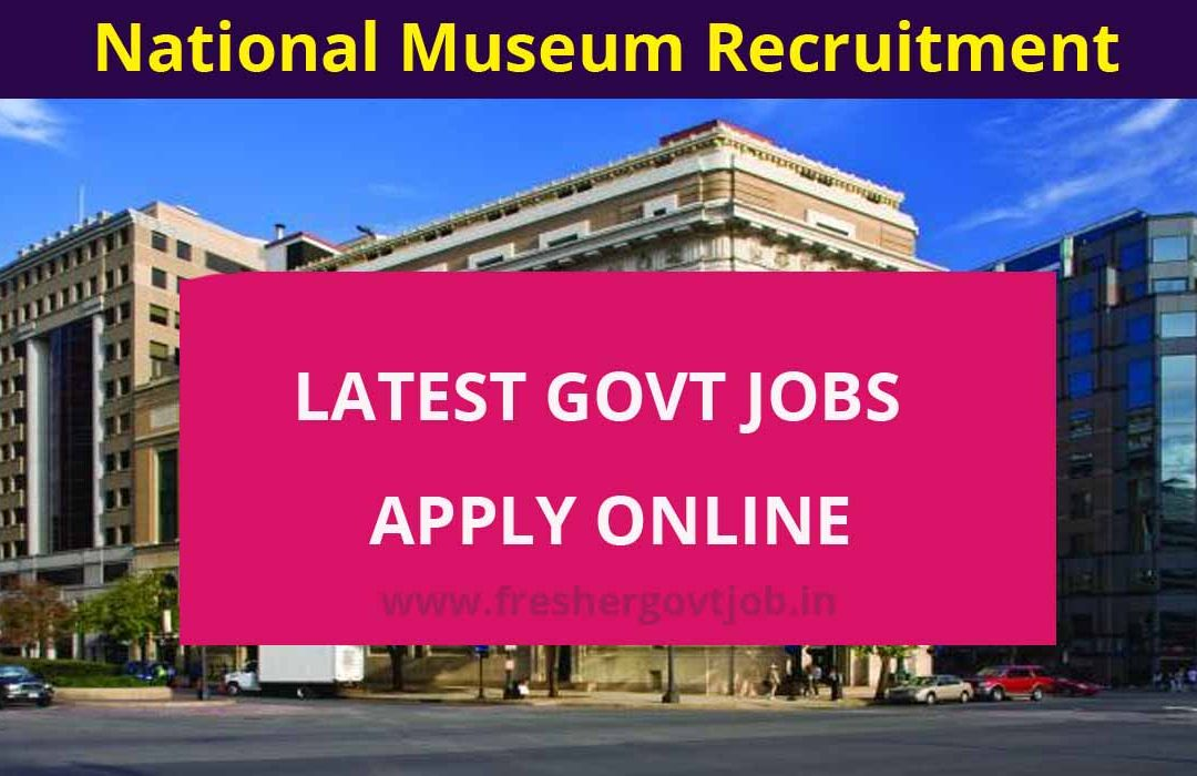 National Museum Recruitment