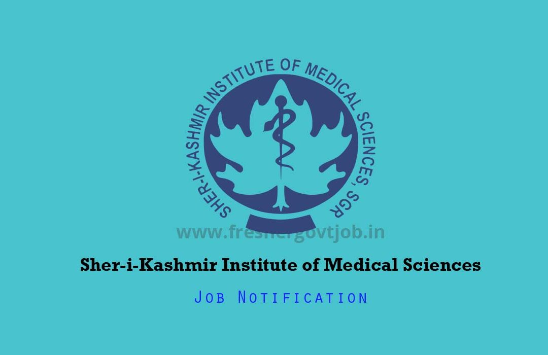 SKIMS Recruitment