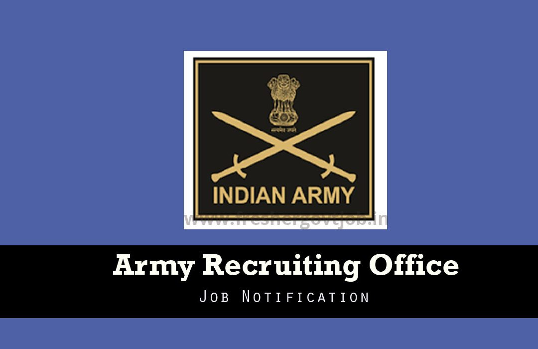 Army Recruiting Office Recruitment