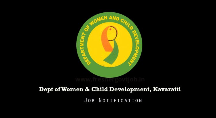 Dept of Women & Child Development