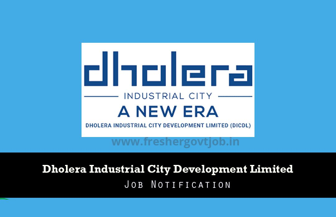 Dholera Industrial City Development Limited