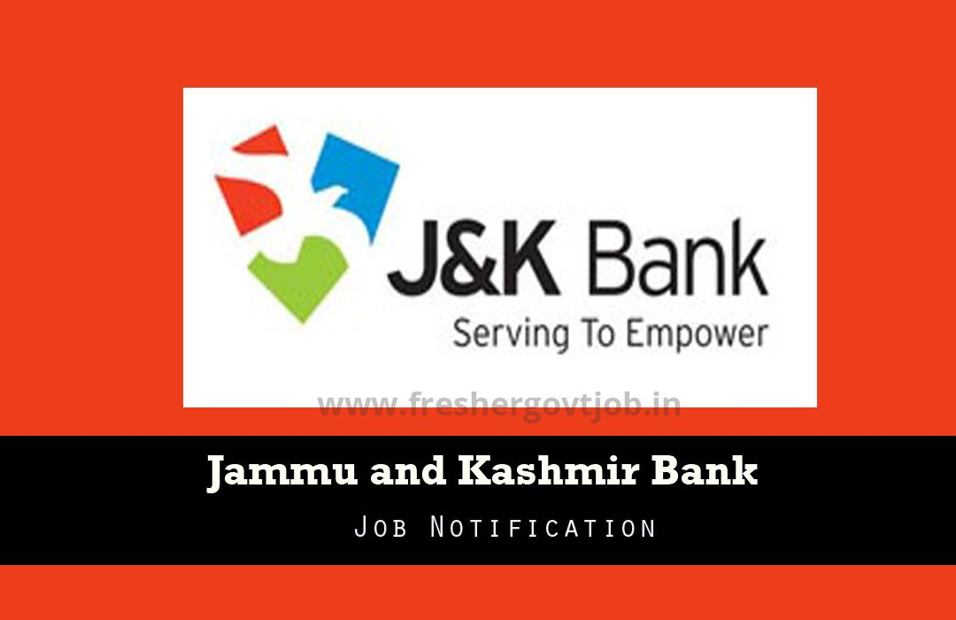 J&K Bank Jobs