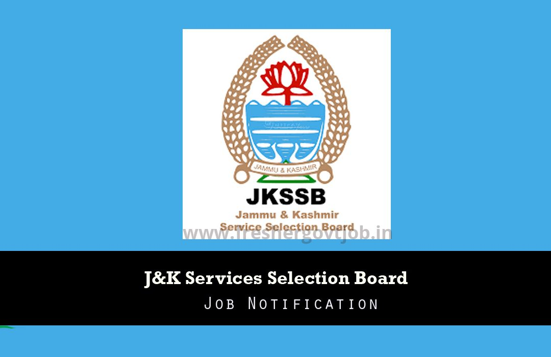 J&K Services Selection Board