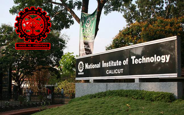 National Institute of Technology Calicut Jobs