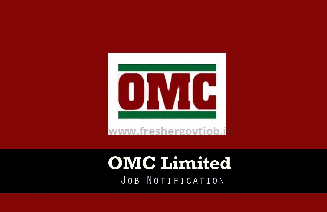OMC Limited Recruitment