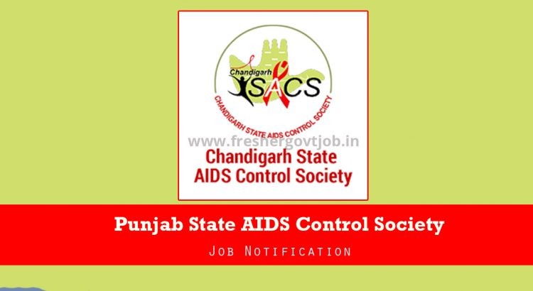 Punjab State AIDS Control Society Jobs