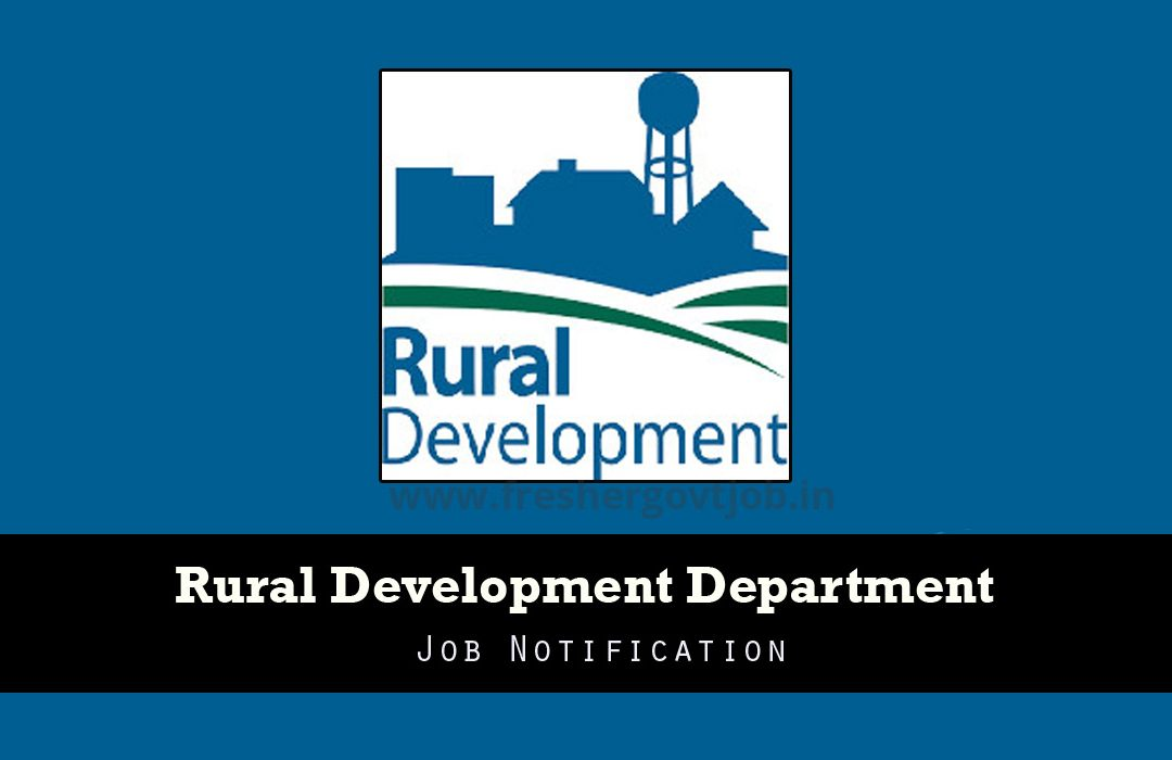 RDD Jharkhand Jobs
