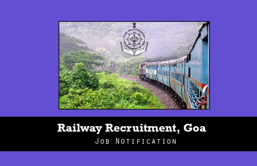 Railway Jobs Goa