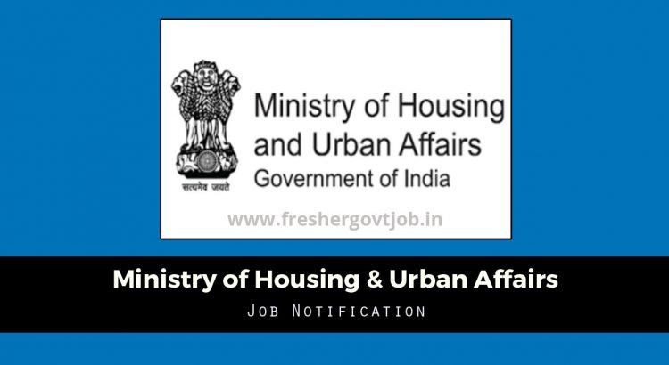 Ministry of Housing & Urban Affairs