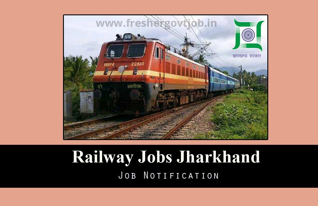 Railway Jobs Jharkhand