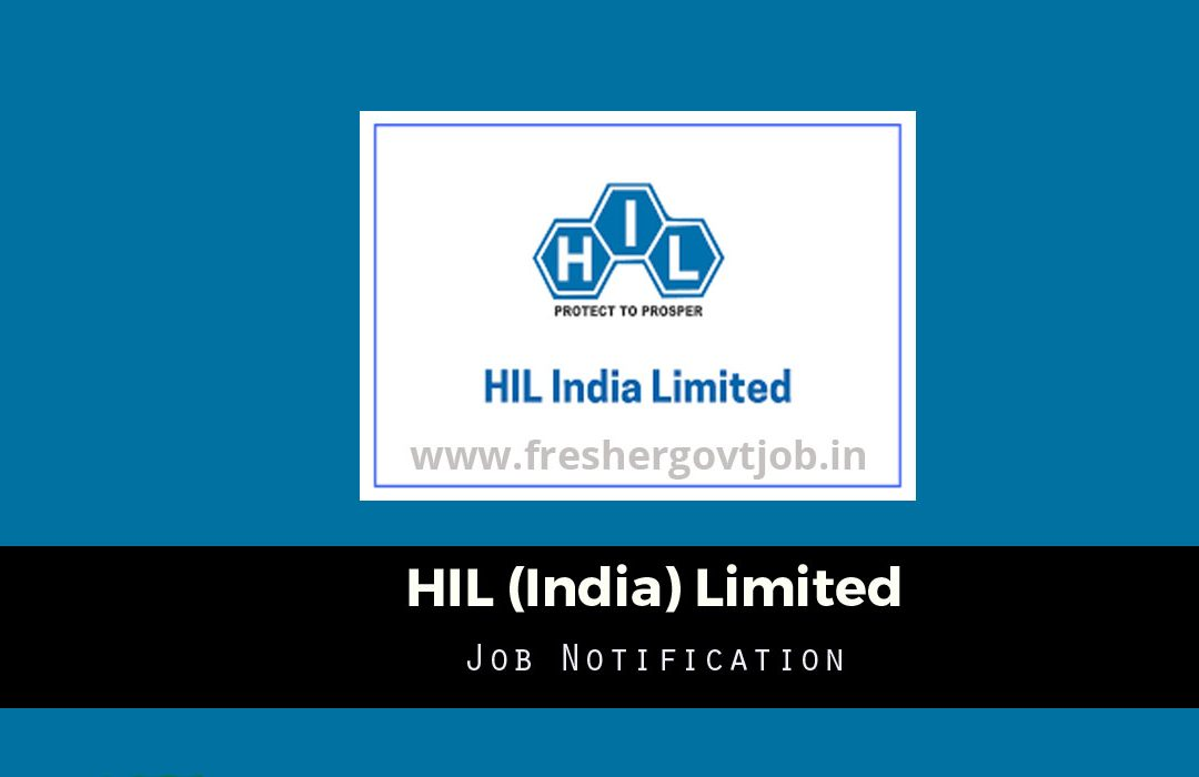 HIL (India) Limited