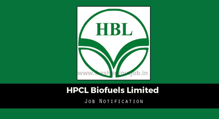 HPCL Biofuels Limited