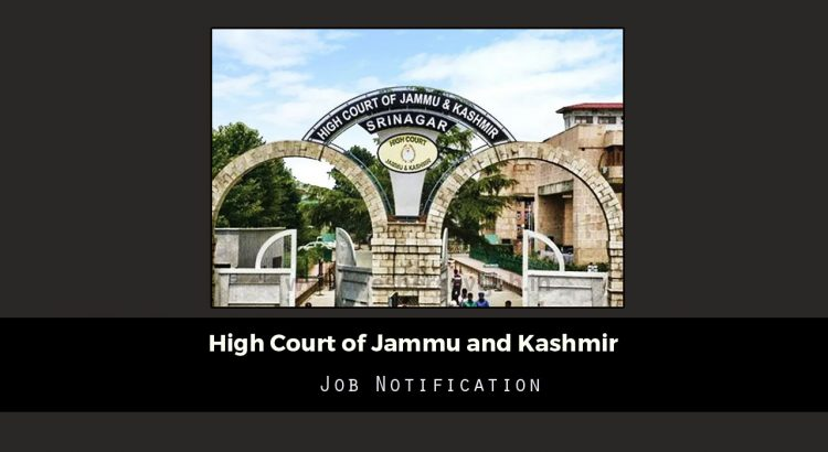 J&K High Court
